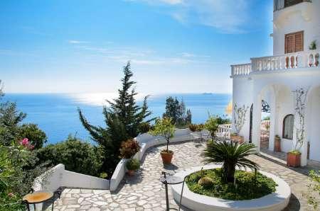 Amalfi Coast Villas Vacation Als