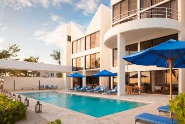 Villa Pool at Villa AL AL1 (Antilles Pearl ) at Shoal Bay West, Anguilla, Family-Friendly, Pool, 5 Bedroom, 6 Bathroom, WiFi, WIMCO Villas