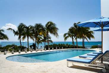 Anguilla Beachfront Villa Blue Diamond - Altamer
