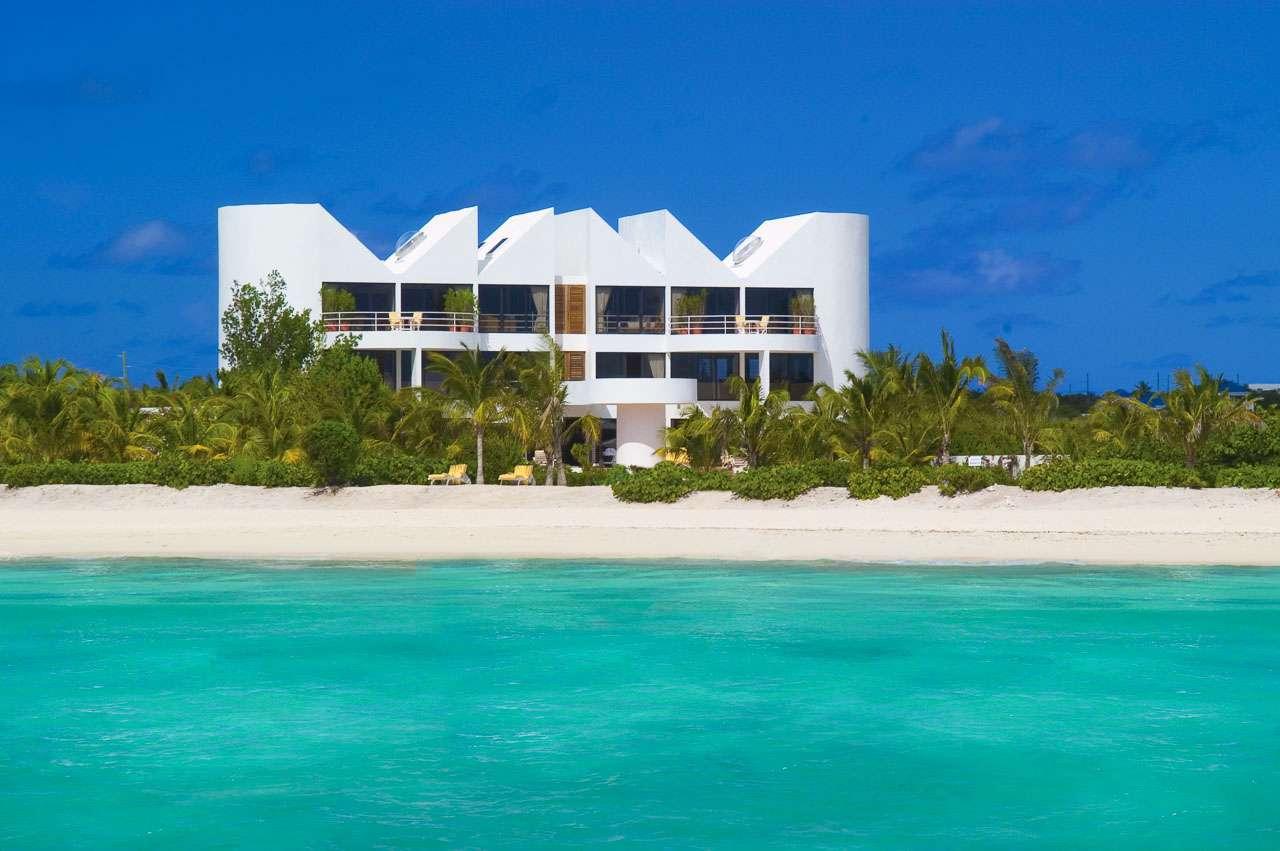 African Sapphire Villa - Altamer, Beachfront Villa, Anguilla, AL AL3