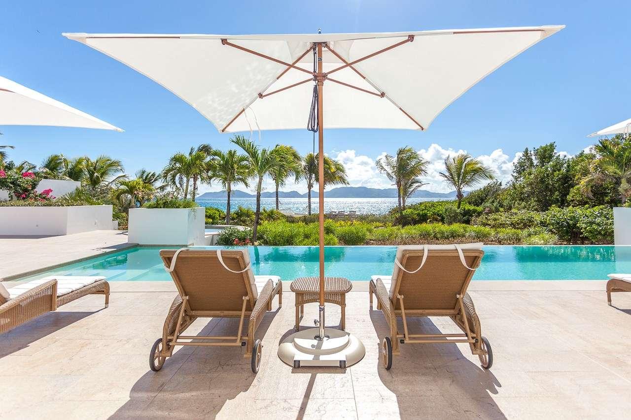 Arushi, Incredible Pool, Anguilla, AXA ARU