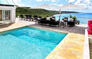 Anguilla Family Reunion Villa CeBlue Villa
