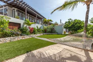 Exterior of Villa AXA KAM3 (Odyssey at Kamique) at Little Harbour, Anguilla, Family-Friendly, Pool, 4 Bedroom, 4 Bathroom, WiFi, WIMCO Villas