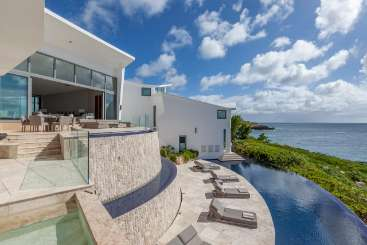 Exterior of Villa AXA KIS (Kishti at Black Garden) at Blackgarden Bay, Anguilla, Family-Friendly, Pool, 4 Bedroom, 5 Bathroom, WiFi, WIMCO Villas