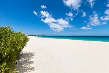Beach at Villa AXA KISW (Kishti West on Meads) at Meads Bay, Anguilla, Family-Friendly, Pool, 5 Bedroom, 5 Bathroom, WiFi, WIMCO Villas
