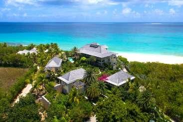 Anguilla Beachfront Villa Santosha