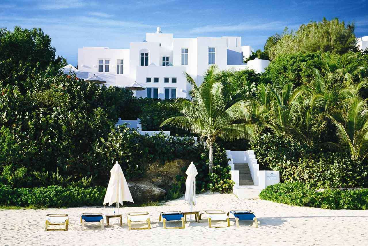 Sand, Beachfront Villa, Anguilla, AXA SND