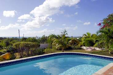 Villa Pool at Villa IDP JAS (Jasmine) at Meads Bay, Anguilla, Family-Friendly, Pool, 2 Bedroom, 2 Bathroom, WiFi, WIMCO Villas
