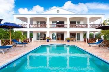 Anguilla Family Reunion Villa Tamarind