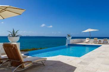 Anguilla Romantic Retreat, Honeymoon Villa Vista