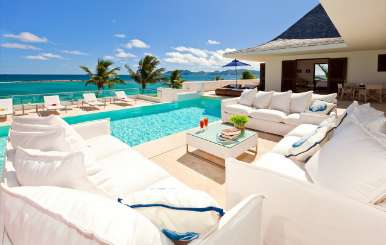 Anguilla Villa with Staff Le Bleu