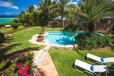 Anguilla Family Reunion Villa Indigo