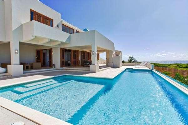 Villa Pool at Villa RIC WHI (White Cedars) at Sandy Hill, Anguilla, Family-Friendly, Pool, 3 Bedroom, 3 Bathroom, WiFi, WIMCO Villas
