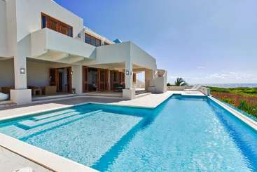 Villa Pool at Villa RIC WHI (White Cedars) at Sandy Hill, Anguilla, Family-Friendly, Pool, 3 Bedroom, 3 Bathroom, WiFi, WIMCO Villas