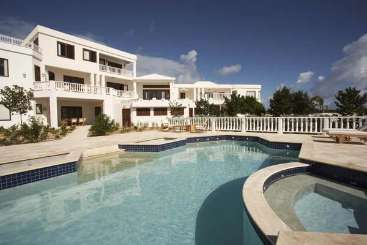 Anguilla Villa with Staff Villa Mystique at Sheriva