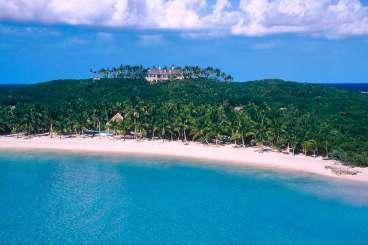 Bahamas All-inclusive Villa with Staff Highview Hill at Musha Cay