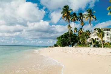 Beach at Villa AA AMO (Schooner Bay #114 - Amore) at Schooner Bay - St. Peter, Barbados, Family-Friendly, Pool, 1 Bedroom, 2 Bathroom, WiFi, WIMCO Villas, Available for the Holidays