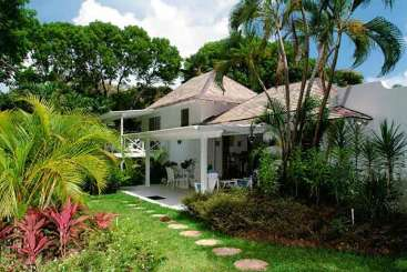 Exterior of Villa AA BLC (Bluff Cottage - Sandy Lane) at Sandy Lane Beach - St. James, Barbados, Family-Friendly, No Pool, 2 Bedroom, 2 Bathroom, WiFi, WIMCO Villas, Available for the Holidays