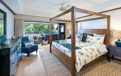 Barbados Golf Villa Coral Cove 3 BR
