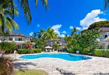 Villa Pool at Villa AA EB5 (Emerald Beach #5 Aspicia) at Gibbs Beach, Barbados, Family-Friendly, Pool, 3 Bedroom, 3 Bathroom, WiFi, WIMCO Villas