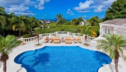Barbados Tennis Villa Half Century House