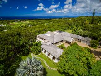 Aerial photo of Villa AA KAI (Kailani) at Paynes Bay - St. James, Barbados, Family-Friendly, Pool, 5 Bedroom, 5.5 Bathroom, WiFi, WIMCO Villas