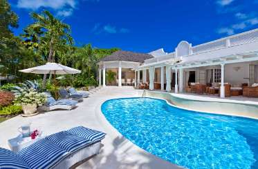 Barbados Villa with Staff Klairan at Sandy Lane