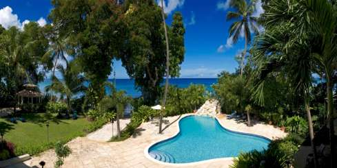 Barbados Villa with Staff Moon Reach