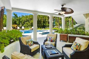 Barbados Villa with Staff Aliseo