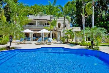 Barbados Rockstar Retreat, Luxury Villa Sandalo