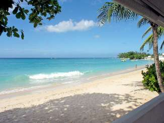Barbados Beachfront Villa Aquamarine