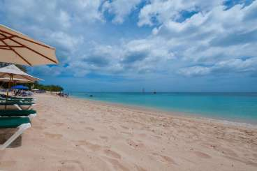 Beach at Villa BS CC3 (Coral Cove No.3 - Green Flash) at Paynes Bay - St. James, Barbados, Family-Friendly, No Pool, 2 Bedroom, 2 Bathroom, WiFi, WIMCO Villas, Available for the Holidays