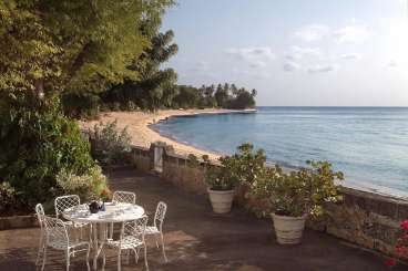 Barbados Beachfront Villa Clearwater