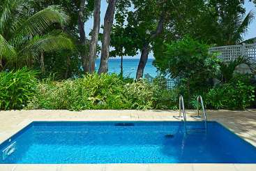 Villa Pool at Villa BS LAT (Latitude) at Gibbs Beach, Barbados, Family-Friendly, Pool, 3 Bedroom, 3 Bathroom, WiFi, WIMCO Villas