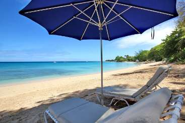 Beach at Villa BS LIT (Little Seascape) at Gibbs Beach, Barbados, Family-Friendly, No Pool, 1 Bedroom, 1 Bathroom, WiFi, WIMCO Villas