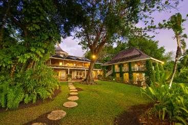 Barbados Villa with Staff Mullins Mill