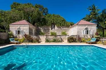 Villa Pool at Villa BS POR (Porters Villa) at Holetown - St. James, Barbados, Family-Friendly, Pool, 3 Bedroom, 3 Bathroom, WiFi, WIMCO Villas