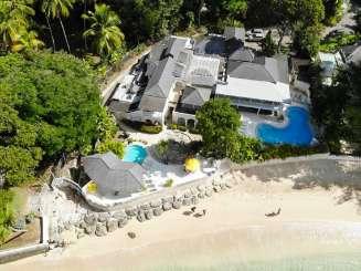 Barbados Tennis Villa Landfall House