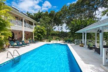 Barbados Villa with Staff Dene Court