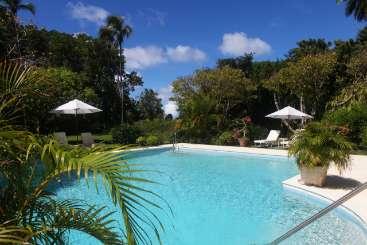 Barbados Tennis Villa Heronetta