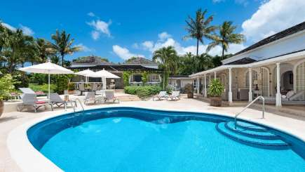 Villa Pool at Villa RL IXO (Ixora) at Westmoreland - St. James, Barbados, Family-Friendly, Pool, 4 Bedroom, 4 Bathroom, WiFi, WIMCO Villas