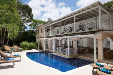 Barbados Tennis Villa Sandalwood House