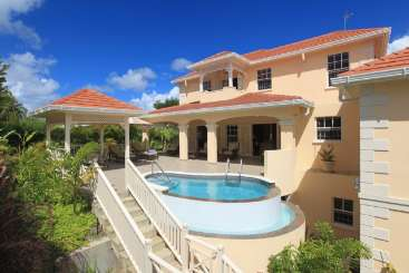 Exterior of Villa RL TAR (Tara) at Porters - St James, Barbados, Family-Friendly, Pool, 4 Bedroom, 4.5 Bathroom, WiFi, WIMCO Villas