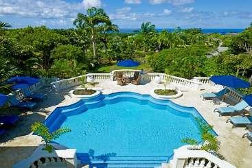 Barbados Golf Villa Plantation House