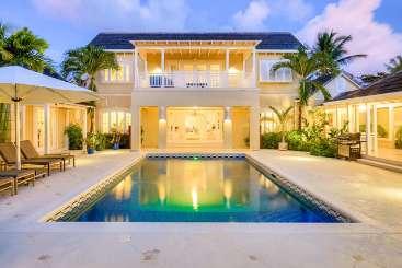 Barbados Golf Villa Tradewind
