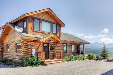 Exterior of Villa BGS C13 (Cowboy Heaven 2 BR) at Big Sky, Big Sky, Family-Friendly, No Pool, 2 Bedroom, 2 Bathroom, WiFi, WIMCO Villas