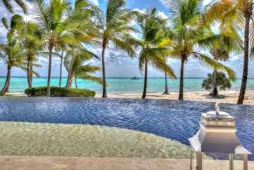 Villa Pool at Villa DR HAM (Las Hamacas) at Cap Cana, Dominican Republic, Family-Friendly, Pool, 6 Bedroom, 6 Bathroom, WiFi, WIMCO Villas