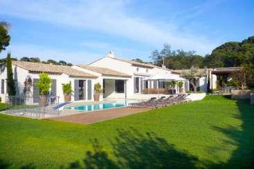 Exterior of Villa ACV IPL (Inside Pool) at St. Tropez & The Var, France, Family-Friendly, Pool, 5 Bedroom, 5.5 Bathroom, WiFi, WIMCO Villas