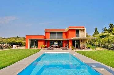 Exterior of Villa YNF BIO (Une Villa A Biot) at Cote D Azur - Nice to Monaco, France, Family-Friendly, Pool, 4 Bedroom, 4.5 Bathroom, WiFi, WIMCO Villas
