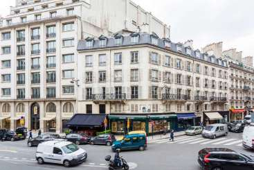 France Faubourg St Honore